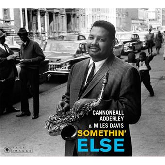Somethin' Else - CD