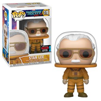 Funko Pop! Guardians of the Galaxy Vol 2: Stan Lee Cameo Astronaut - 519