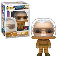 Funko Pop! Guardians of the Galaxy Vol 2: Stan Lee Cameo Astronaut - 519