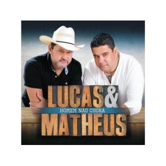 Lucas Matheus Homem Não Chora Cd álbum Compra Música Na Fnacpt