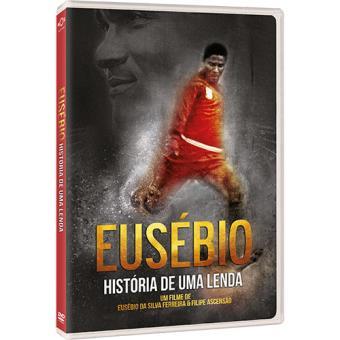 Eusébio - História de uma Lenda (DVD)