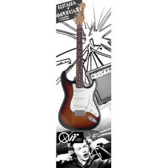 Pack Guitarra Elétrica OFFKEY PEG01-SB
