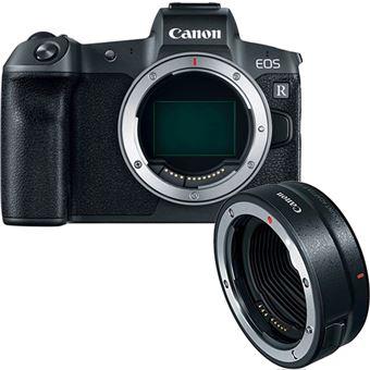 Canon EOS R - Corpo + Adaptador EF-EOS R
