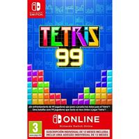 Tetris 99 + 12 meses Nintendo Switch Online - Nintendo Switch