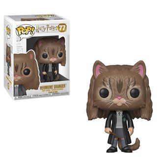 Funko Pop! Harry Potter: Hermione as Cat - 77