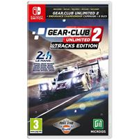 Gear Club Unlimited 2 Tracks Edition - Nintendo Switch