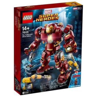 LEGO Marvel Super Heroes 76105 The Hulkbuster Edição Ultron