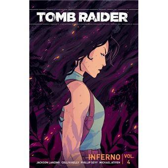 Tomb Raider Volume 4: Inferno