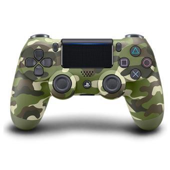 Sony Comando DualShock 4 V2 Green Camouflage PS4