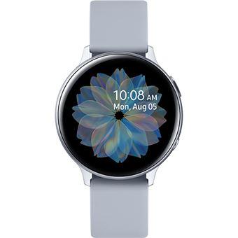 Smartwatch Samsung Galaxy Watch Active2 - 40mm - Prateado