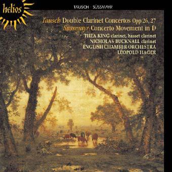 Sussmayr Clarinet Concert