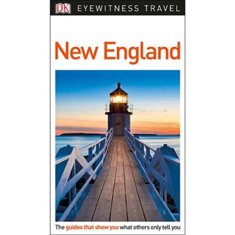 Eyewitness Travel Guide - New England