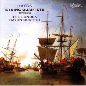 Haydn | String Quartets Opp 54 & 55 (2CD)
