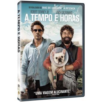 A Tempo e Horas (DVD)