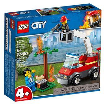 LEGO City Fire 60212 Extinção de Fogo no Churrasco