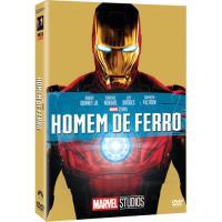 Homem de Ferro - Capa de Colecionador - DVD