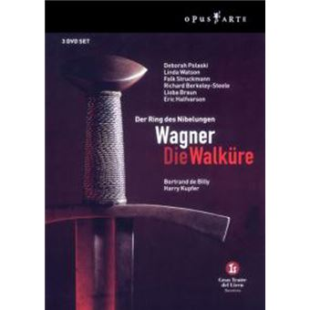 Die Walkure - 3DVD