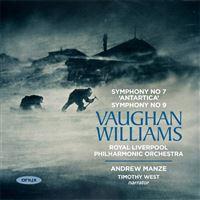 Symphony No. 7 Antartica & Symphony No. 9 - CD