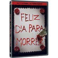 Feliz Dia Para Morrer - DVD