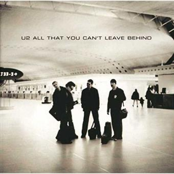 All That You Can't Leave Behind - LP 12''