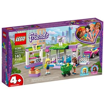 LEGO Friends 41362 Supermercado de Heartlake City