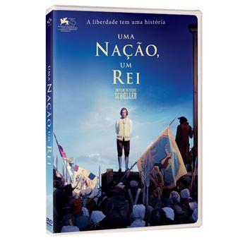 Uma Nação, Um Rei - DVD