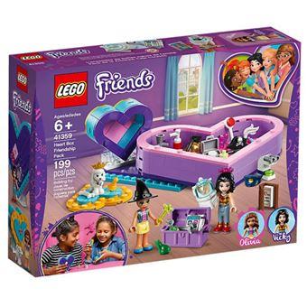 LEGO Friends 41359 Caixa-Coração: Pack Amizade