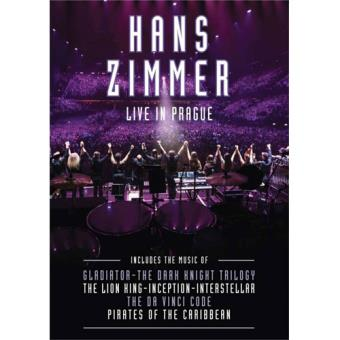 Live in Prague - DVD