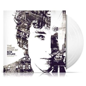 The Many Faces of Bob Dylan - LP