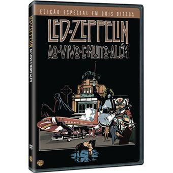 Led Zeppelin ao Vivo e Muito Além - 2DVD