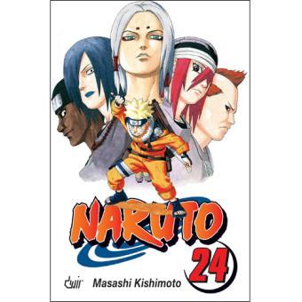 Naruto - Livro 24: Em Apuros
