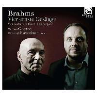 Brahms | Vier ernste Gesänge