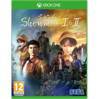 Shenmue I & II HD Collection - Xbox One