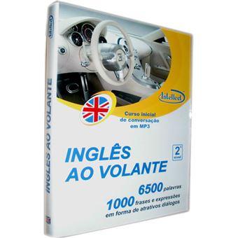 Inglês ao Volante MP3 Nível 2