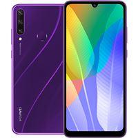 Smartphone Huawei Y6P - 64GB - Purpura