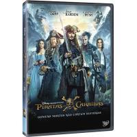 Piratas das Caraíbas: Homens Mortos Não Contam Histórias (DVD)