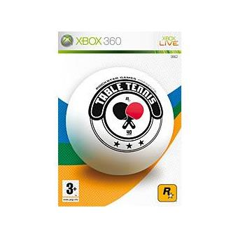 Xbox 360 Table Tennis
