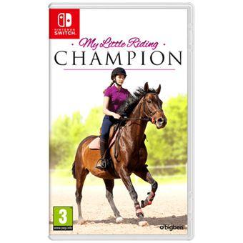 My Little Riding Champion - Nintendo Switch