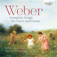 Complete Songs for Voice and Guitar - CD