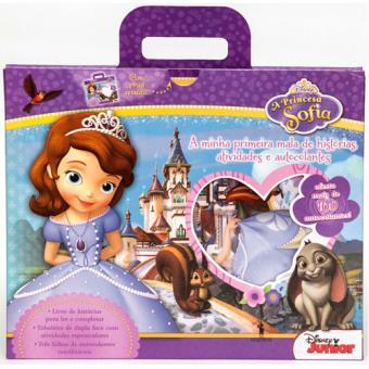 A Princesa Sofia - Mala de Atividades