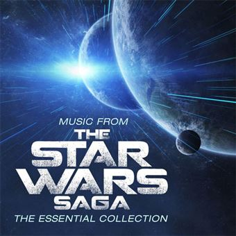 Music from The Star Wars Saga: The Essential Collection - CD