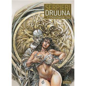Druuna vol 4 planeta esquecido clon