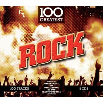 100 Greatest Rock - 5CD