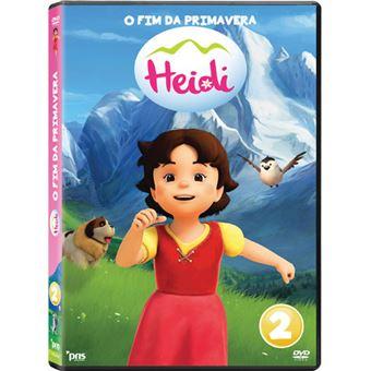 Heidi 2: O Fim da Primavera - DVD