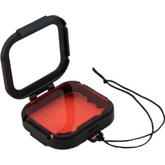 Filtro Vermelho Mergulho PRO-Mounts Scuba Red Filter
