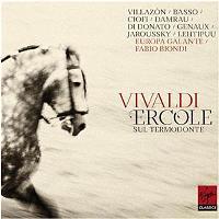 Vivaldi: Ercole Sul Termodonte (2CD)