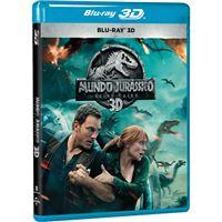 Mundo Jurássico: Reino Caído - Blu-ray 3D