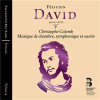 Portraits Vol 4: Félicien David - 3CD + Book
