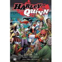 Harley Quinn - Livro 3: O Fim da Macacada