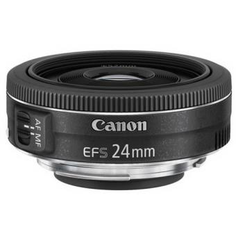 Canon Objetiva EF-S 24mm f/2.8 STM